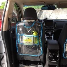 "1 PC Mobil Auto Seat Back Protector Cover Bandung Photo: ""Kick Mat Storage Bag BU-Intl"