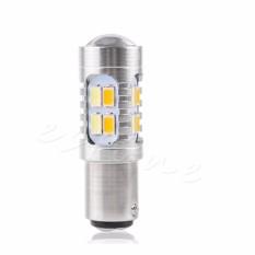 1 PC Lampu Sen LED Lampu Switchback Putih 5630 Daya Tinggi Double Warna 20 SMD