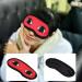 Spesifikasi 1 Buah Lucu Yang Dapat Membuat Orang Yang Melihatnya Tertawa Terbahak Bahak Atau Justru Kesal Karena Merasa Kartun 3D Mata Merah Penutup Mata Bersantai Blinder Pelindung Mata Lembut Portable Kolam Perjalanan Tidur Masker Sisa Penutup Mata Penutup Mata Yang Bagus Dan Murah