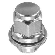 1 Pcs M12 X 1.25 Mm CNC Mag Kursi Lug Nuts Roda Baja Ganti untuk Nissan Infiniti-Internasional