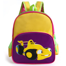 Toko 2 8 Tahun Kids Cute Cartoon Kindergarten Shoulder Bags Warna Kuning Intl Mikanoni Yang Bisa Kredit