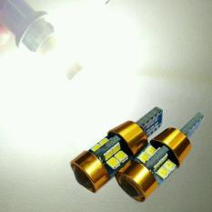 Beli 2 Biji Lampu Led Motor Mobil Senja Sein Sen Lensa Proyektor Astro 19 Titik 3030 T10 W5W Arsystore Arsy Putih Terbaru