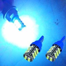 2 Biji Lampu Led Motor Mobil T10 Senja Sein Sen 11 Titik 7020 Super Bright Arsystore ARSY - Ice Blue