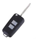 Promo 2 Lipat Membalik Tombol Remote Untuk Kunci Kasus Memperdaya Hyundai Tucson Santa Fe 2005 2013 Hitam Intl