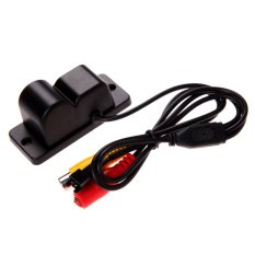 2 In 1 Car Parking Membalikkan Radar Rear View Cadangan Kamera Universal