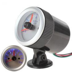 Ulasan 2 Inci 52Mm 8000 Rpm Biru Cahaya Otomatis Pengukur Takometer Internasional