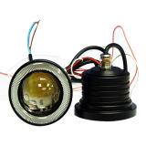 Toko 2 Pcs 3 Inch 30 W Mobil Cob Fog Lampu Angel Eyes Light Dengan Led Halo Ring Untuk Mobil Suv Truk Cahaya Putih Termurah
