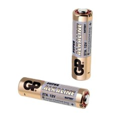 2 Pcs Baterai Remote 27A/ Batery Remote Alarm Mobil / Baterai Remote Alarm Motor