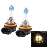 Jual Cepat 2 Pcs H8 H11 55 W 1700 Lm 4300 K Hid Bulbs Xenon Lampu Lampu Dc 12 V Intl