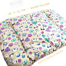 2 Pcs EDOTH Pet Style Medium Dog Cat Warm Bed Random Style Style / Ranjang Kucing Anjing / Alas Tidur Kucing Anjing / Bed Pet / Cat Dog Pet Bed / Kasur Kucing Anjing / Aksesories Kucing Anjing / Persediaan Hewan Peliharaan / Mazama