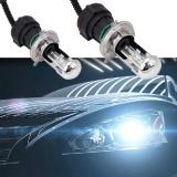 Jual 2 X Hid Xenon Mobil Otomatis Lampu Cahaya Bohlam Lampu H4 3 6000 K 12 V 35 W Intl Not Specified Original