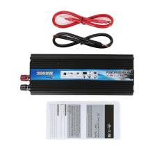 Jual 2000 Watt Dc 12V To Ac 220V Car Auto Power Inverter Sine Wave Charger Converter Intl Branded