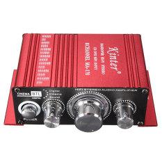 Situs Review 200 Watt 12 V Mini 2Ch Hi Fi Penguat Dvd Mp3 Stereo Untuk Sepeda Motor Mobil Rumah Intl