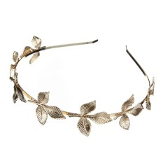 2014 New Korean Style Fashion Leaf Hair Hairbands Accessories Alloy Trendy Jewelry F084 - intl