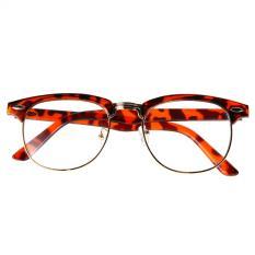 Promo 2015 Mode Baca Kacamata Frame Kacamata Optik Kacamata Polos Leopard Vakind Terbaru