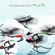 Promo 2016 Best Quality H31 Waterproof Fall Resistance Helicopter 4 Channels 2 4Ghz White Jjrc