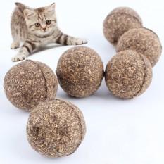 2016 Lucu Peliharaan Kucing Bermain Bola Mainan Kucing Mint Bola Mainan 20G 3 Cm Diameter Catnip Bola Hewan Peliharaan Lucu mainan Kucing Bola Mainan- ...