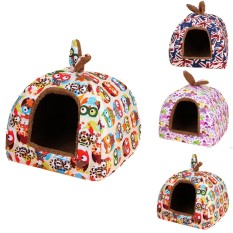 2016 Dog House New 2016 Beds Free Shipping Pets Beds Soft House For Dog Dog Products Pet Cats Mats Beds Pet Products Washable - intl