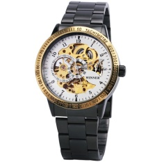 Perbandingan Harga 2016 New Winner Luxury Sport Clock Men Otomatis Watch Jam Tangan Skeleton Militer Mekanis Watch Jam Tangan Pria Montre Relojes Mens Watch Jam Tangan 233 Winner Di Tiongkok