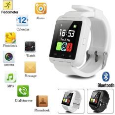 Jual 2016 Sport Bluetooth Smart Wrist Watch Ponsel Mate Untuk Ios Android Iphone Samsung Intl Grosir