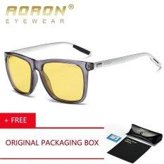 Aoron Aluminum Magnesium Sunglasses Polarized Leisure Mens Coating ... 471f05f6ff