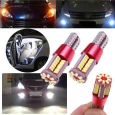 2017 Mobil T10 501 194 W5W 4014 LED 78-SMD Mobil CANBUS Kesalahan Gratis Bulb
