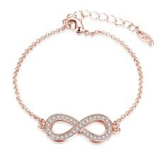 2017 Fashion Populer Gelang Gelang Fashion Gelang Charm Bracelet Cicret Gelang untuk Wanita-Intl