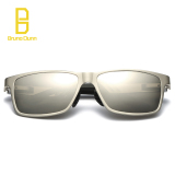 Beli 2017 New Aluminum Magnesium Alloy Polarized Sunglasses For Women Men Driving 2140 Sun Glasses 6560 Silver Frame Silver Mirror Lense Intl Nyicil
