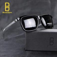 2017 Baru Aluminium Magnesium Alloy Polarized Kacamata untuk WANITA Pria Mengemudi Sun Kacamata Wanita 387 (Silver Frame Lensa Abu-abu) -Intl