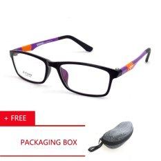 Promo 2017 Baru Merek Kacamata Baca Pria Wanita Komputer Kacamata Anti Uv Kelelahan Radiasi Kacamata Miopia Kerabunan 13022 Kacamata Beli 1 Mendapatkan 1 Freebie Veithdia Terbaru