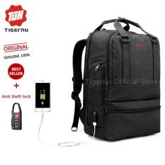 Harga 2017 Tigernu Stylish Backpack Untuk 12 15 6 Laptop Model 3243 Intl New