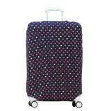 Jual Suitcase Cover For 22 26 Inch Luggage Elastic Printed Luggage Cover Protector Only Sell Cover Not Specified Ori
