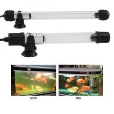 220-250 V Tahan Air Aquarium Tangki Ikan Lampu Bawah Air Kolam Renang UV Sterilizer Lampu Steker AS-Internasional