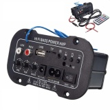Beli 220 V Auto Mobil Bluetooth Audio Penguat Daya Amp Speaker Stereo Hi Fi Bass Intl Secara Angsuran