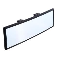 Ulasan Lengkap 240Mm Perawatan Mobil Truk Interior Rearview Convex Wajah Wide Rear View Mirror Clip On Intl