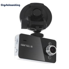 2.4in TFT LED HD 1080P Car DVR Camera Video Recorder Night Vision Dash Cam (Black) - intl