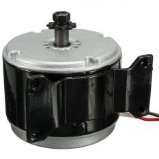 24 V DC Motor Listrik Disikat 250 Watt 2750 Rpm 2-Kabel E Rantai untuk Sepeda Motor-Intl