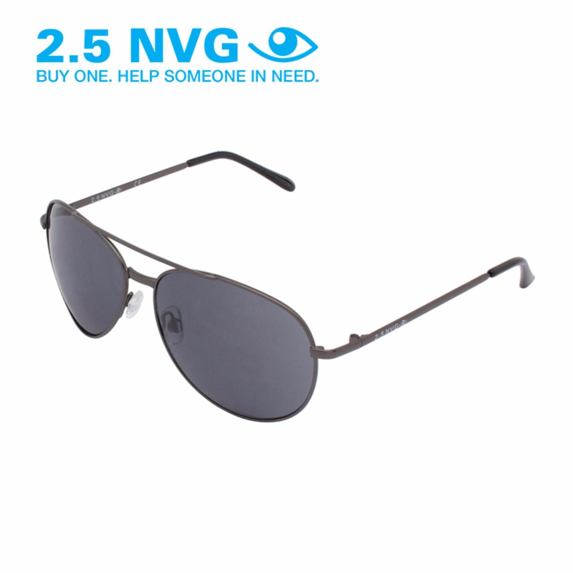 Harga 2 5 Nvg Kacamata Pria Gunmetal Pilot Proteksi Uv 400 Lensa Hitam Scm 003 Dan Spesifikasinya