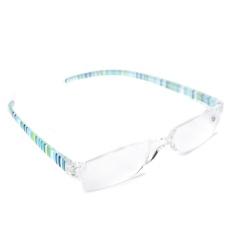 + 2.5 Uniseks Bergaris Kacamata Baca Getah Bening Lensa Presbiopia Kacamata-Internasional