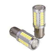 2 Pcs 1157 Kendaraan Mobil Otomotif Lampu Sen LED Rem Belakang Belakang Lampu Mundur Lampu-Intl