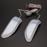 Beli 2 Pcs 13 9 Led Mobil Rearview Light Side Door Mirror Indikator Turn Sinyal Lampu Intl Online Murah