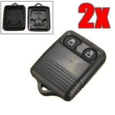 Spesifikasi 2 Pcs 2 Tombol Kunci Remote Pengganti Shell Kasus Penutup Untuk Ford Explorer Escape 2001 2007 Intl Oem