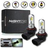 Diskon 2 Pcs 9006 80 W Led Fog Tail Light Bulb Mobil Drl Kepala Lampu Putih Intl Branded