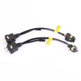 Toko Jual 2 Pcs Mudah Relay Harness For H4 9003 Hi Lo Bi Xenon Hid Bulbs Wiring Controller Intl