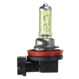Spesifikasi 2 Buah H11 55 Watt 12 V Kuning Xenon Lampu Halogen Lampu Bohlam Lampu Depan Lampu Kabut Yang Bagus
