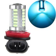 Harga 2 Pcs H8 33Smd 5630 660Lm Lensa Led Bohlam Untuk Lampu Kabut Mobil Intl Oem Original