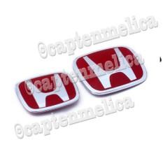 LOGO EMBLEM HONDA MERAH MODEL ORI MOBILIO FACELIFT TIPE RSIDR380000 Rp 499000