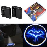Harga 2 Pcs Led Car Door Selamat Datang Proyektor Batman Courtesy Ghost Shadow Light Intl Oem Systems Company Tiongkok