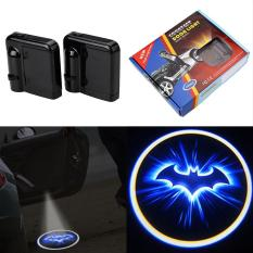 Toko 2 Pcs Led Car Door Selamat Datang Proyektor Batman Courtesy Ghost Shadow Light Intl Terlengkap