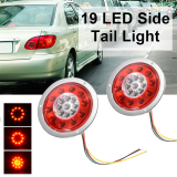 Spesifikasi 2Pcs Led Truck Trailer Stop Rear Tail Turn Light Indicator Lamp Waterproof Ma765 Intl Xcsource Terbaru